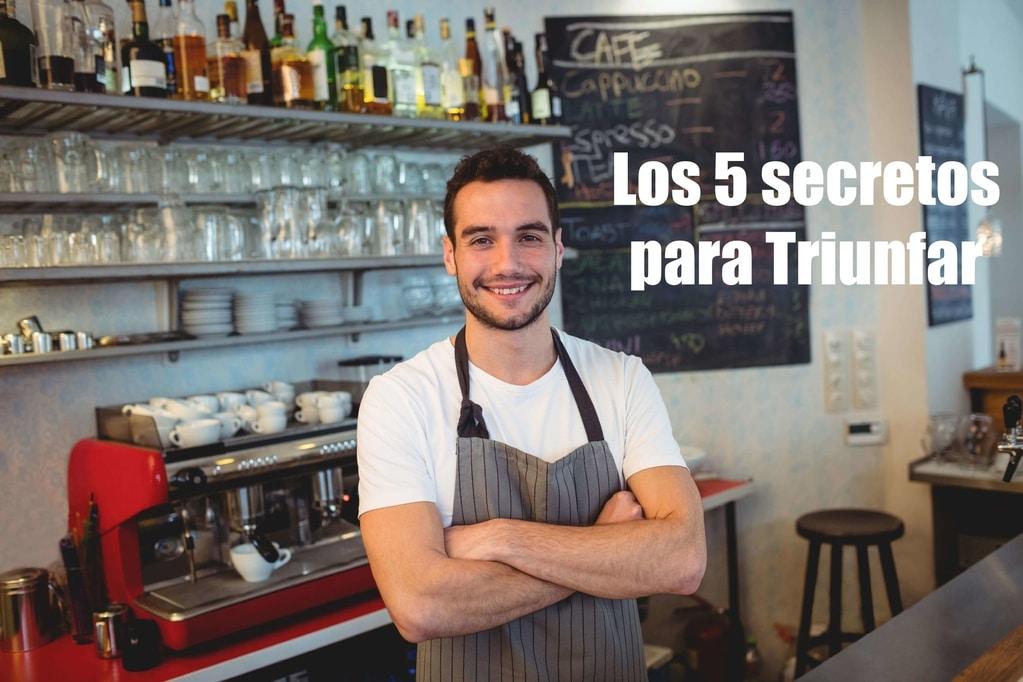 Los 5 secretos para montar un bar y triunfar