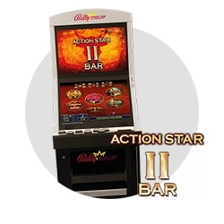 Recreativa de bar Action Star II Bar
