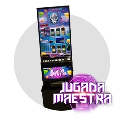 màquina recreativa Jugada Maestra