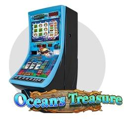 máquina de jugar Treasure
