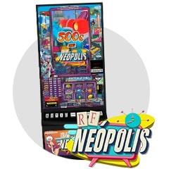 máquina tragaperras Neopolis