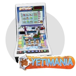 Máquina recreativa Yetimania