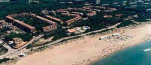 Las playas de gava